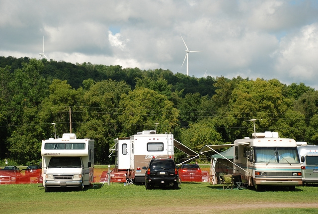 Click on picture to visit Ciderhouse Campground